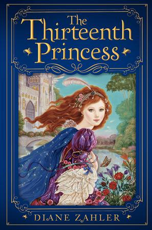 Thirteenth Princess Cover