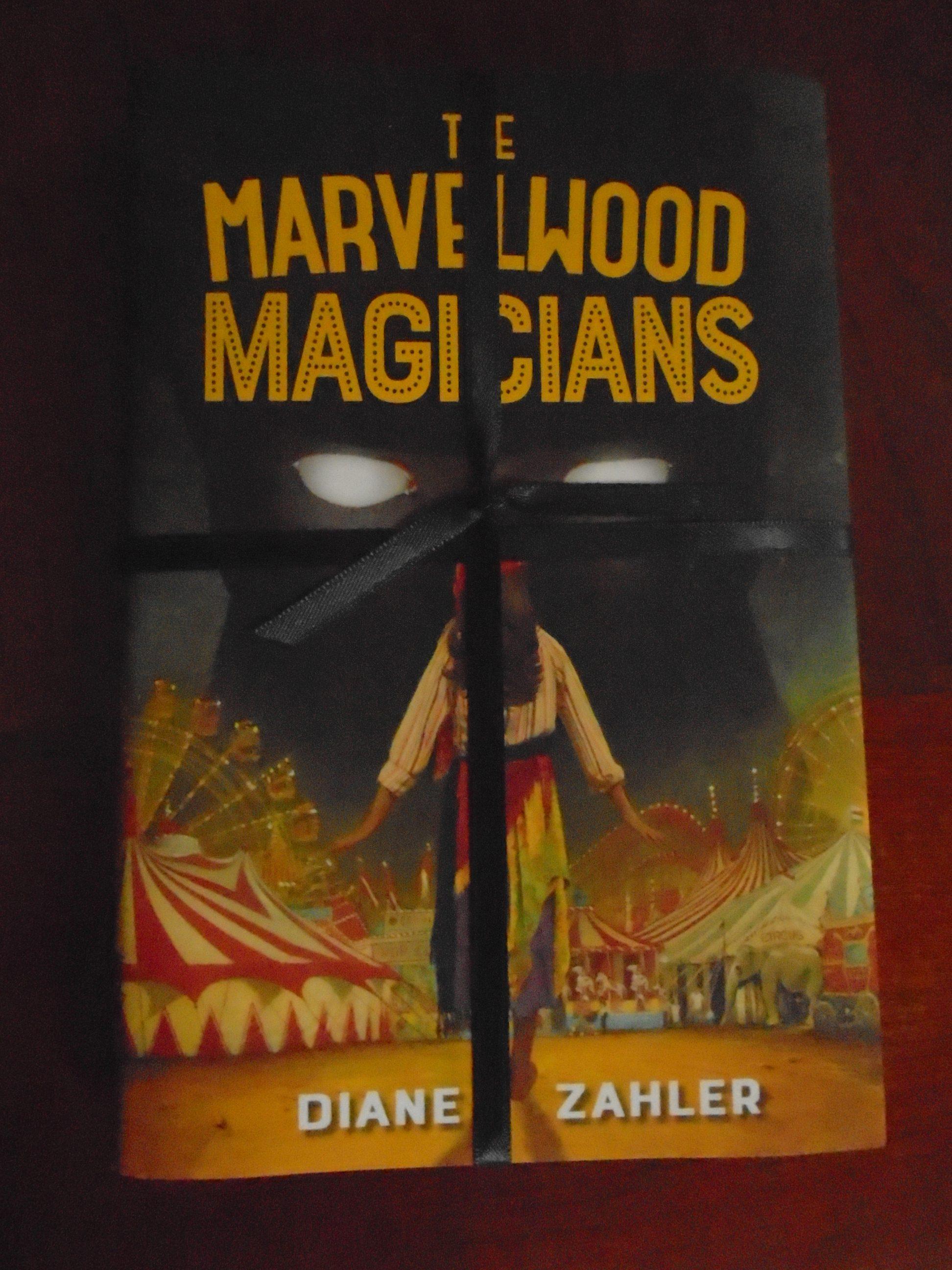 A Present Diane Zahler border=